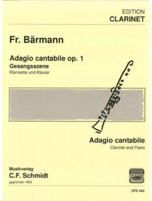 AdagioCantabileop.1F. Baermann
