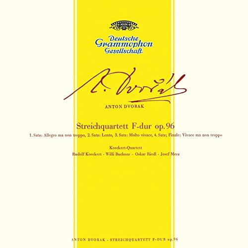 QuartettinF-Durop.96'AmerikanischesQuartett'. AntonDvorak
