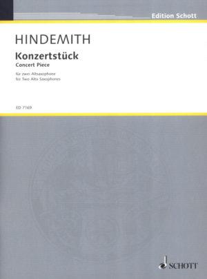 Konzertstück(1933). Paul Hindemith