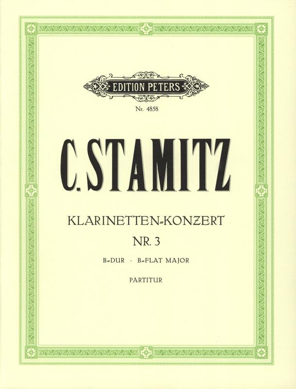 KonzertNo.3. Carl Stamitz