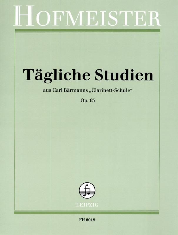 TäglicheStudienausop.63. CarlBaermann