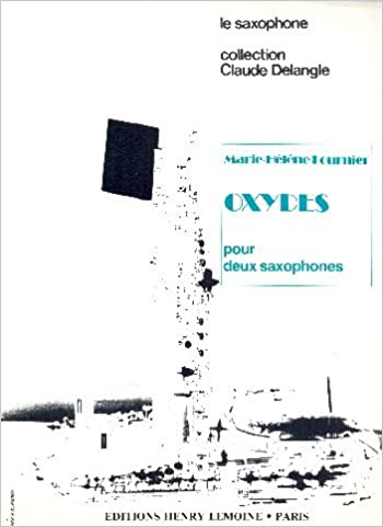 Oxydes(1986). Marie-Helene Fournier