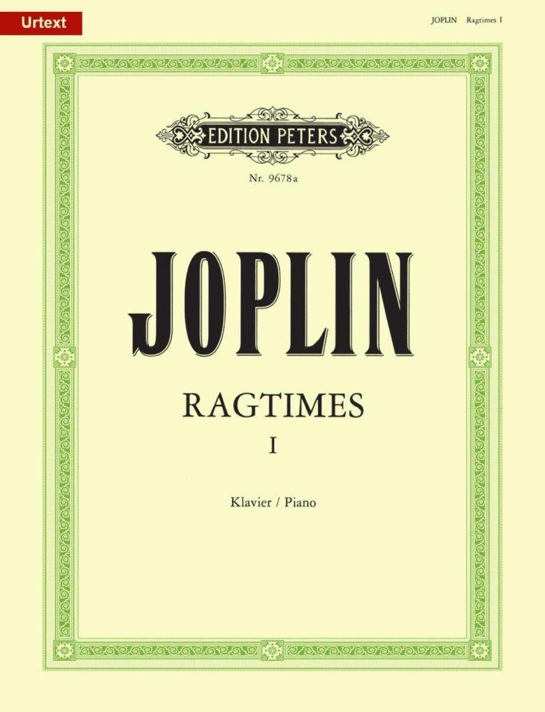 SechsRagtimesBand1para saxofón alto o tenor y piano.Scott Joplin