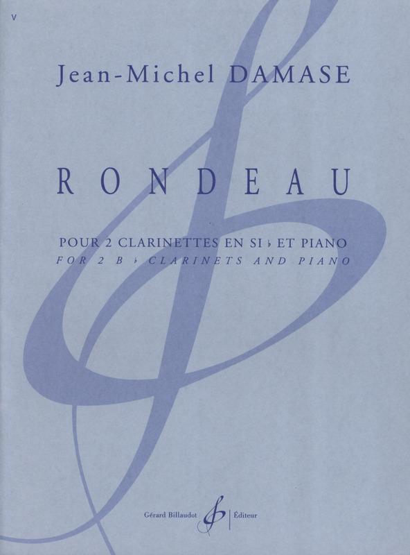 Rondeau(2006).Jean-Michel Damase