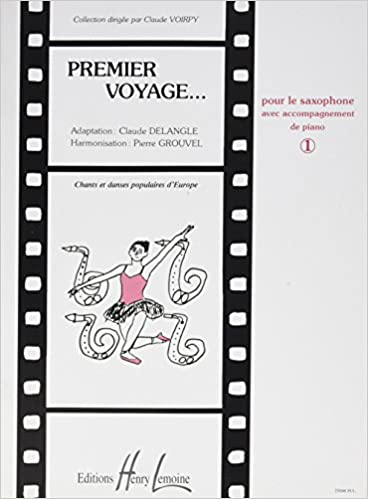 Premier Voyage. Grouvel Delangle