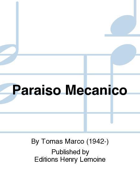ParaisoMecanico.Thomas Marco