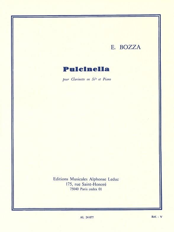 Pulcinella.Eugene Bozza