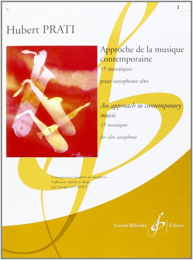 ApprochedelaMusiqueContemporaineVolume1(1985).Hubert Prati