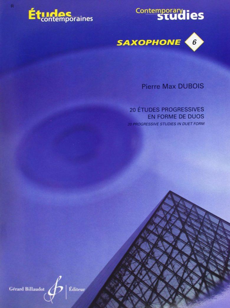 20EtudesProgressivesenFormedeDuos(1994). PierreDubois