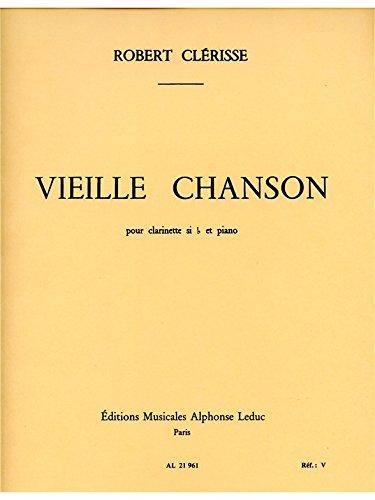VieilleChanson. Robert Clerisse