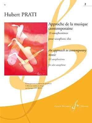 ApprochedelaMusiqueContemporaineVolume2(1986). Hubert Prati