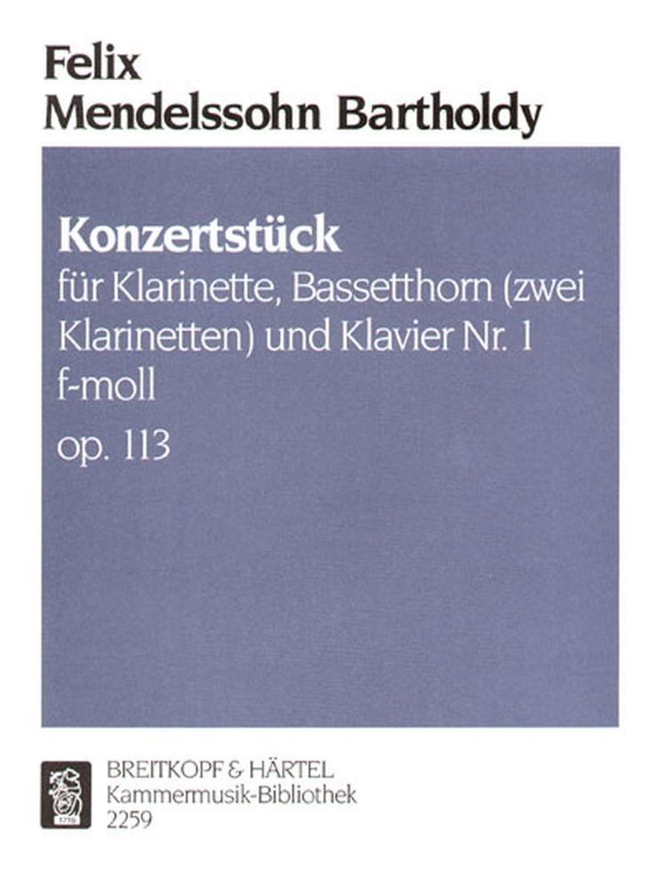 KonzertstückNo.1inf-mollop.113. Felix Mendelssohn-Bartholdy