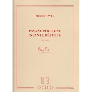Pavanepouruneinfantedefunte.Maurice Ravel