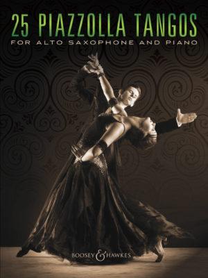 25PiazzollaTangospara saxofón alto y piano. Astor Piazzolla