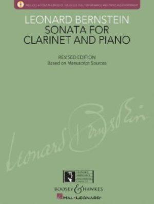 Sonata (1941/42) para clarinete y piano. Leonard Bernstein
