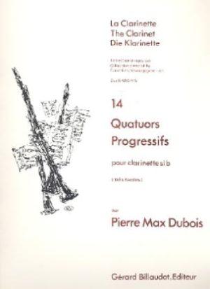 14QuatuorsProgressifs.PierreMax Dubois