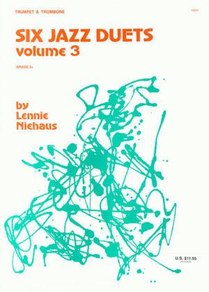 SixJazzDuetsVolume3.Lennie Niehaus