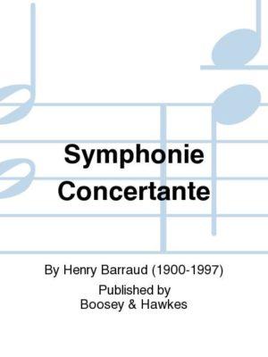 SymphonieConcertanteop.25. FrancoisDevienne