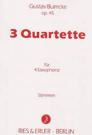 DreiQuartetteop.45.Gustav Bumcke