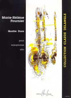 QuatreDuos(1988). MarieHelene Fournier