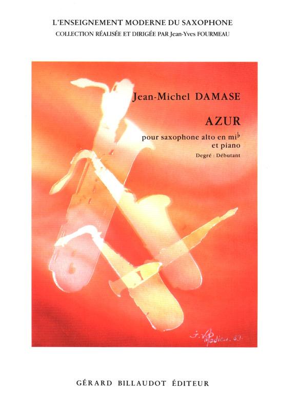 Azur(1990). Jean-Michel Damase
