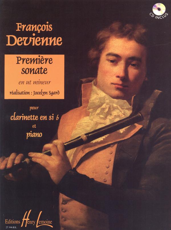 PremiereSonateinc-moll. Francois Devienne