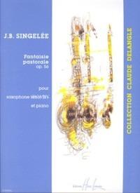 FantaisiePastoraleop.56para clarinete Mib. JeanBaptisteSingelee