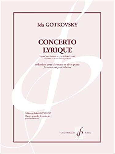 ConcertoLyrique. Ida Gotkovsky