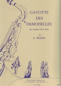 GavottedesDamoiselles(1964). Eugene Bozza