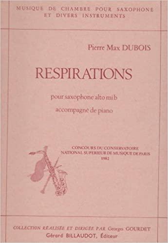 Respirations(1982). PierreMax Dubois
