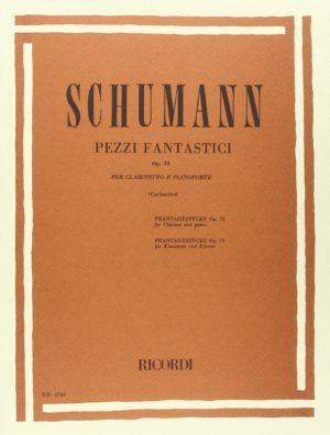 Fantasiestückeop.73. RobertSchumann