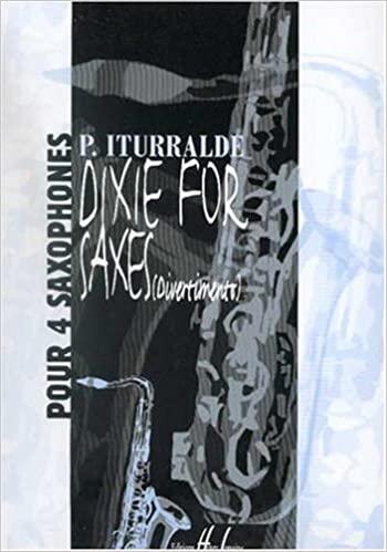 DixieforSaxes,Divertimento(2003).Pedro Iturralde