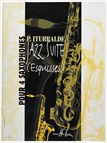 JazzSuite,Esquisses(2003).Pedro Iturralde