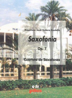 Saxofoniaop.7(1997).FranciscoJose ValeroCastells