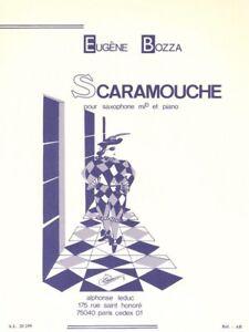 Scaramoucheop.53No.2(1944). Eugene Bozza