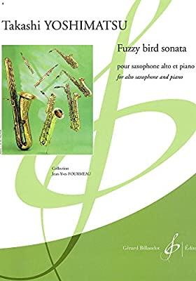 FuzzyBirdSonata(1991). Takashi Yoshimatsu
