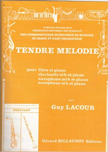 TendreMelodie(1977) Guy Lacour