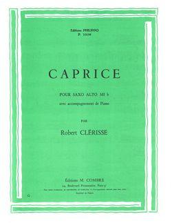Caprice. Robert Clerisse