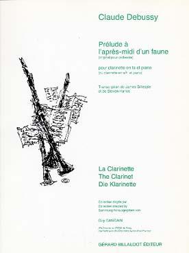 Preludeal'ApresMidid'unFaune. Claude Debussy