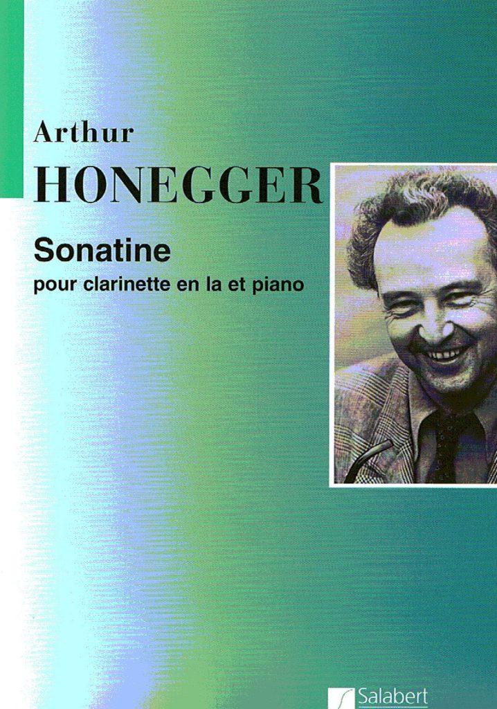 Sonatine. Arthur Honegger