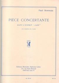 PieceConcertantedansl'Esprit'Jazz'(1944).Paul Bonneau