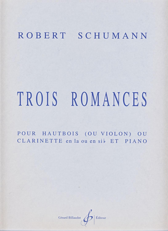3Romanzenop.94. RobertSchumann