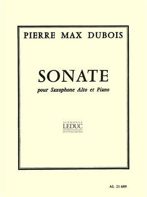 Sonate(1956). PierreMax Dubois