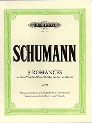 3Romanzenop.94.Robert Schumann