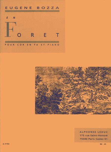 ScenesdelaForet para clarinete y piano.RobertSchumann