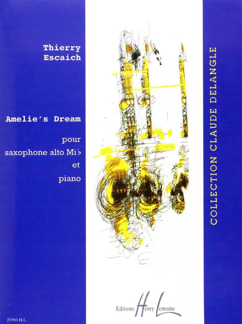 Amelie'sDream(1996). Thierry Escaich