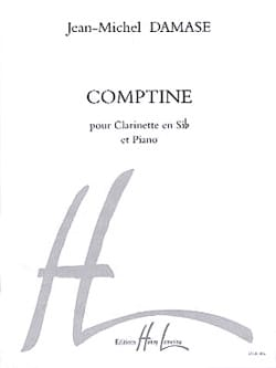 Comptine(1977).Jean-Michel Damase