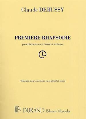 PremiereRhapsodie. ClaudeDebussy