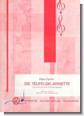 DieTeufelsklarinette(1974)para clarinete y piano. HansZander