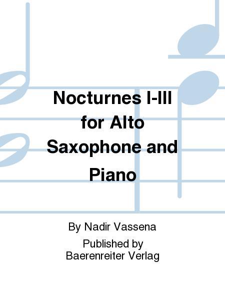 NocturnesI-III(1993). Nadir Vassena